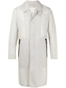 Mackintosh пальто Dunkeld средней длины MO4471