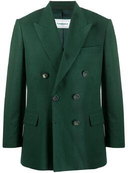 Casablanca двубортный пиджак MJK001