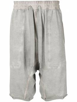 Isaac Sellam Experience шорты с низким шаговым швом и кулиской INTUITIFJERSEYLOURDAW20
