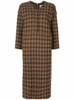 Coohem твидовое платье Gun Club 10204008