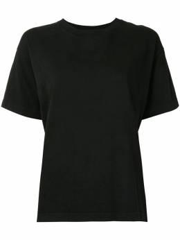 Aganovich футболка с графичным принтом XTS06AW20