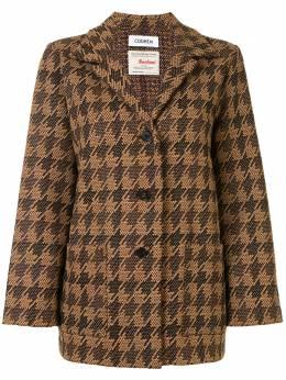 Coohem пиджак в ломаную клетку 10204007