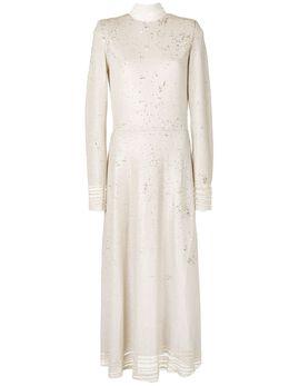 Aganovich платье миди с пайетками DR07AW20