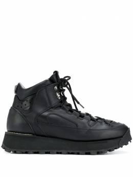 Acne Studios ботинки Trekking на шнуровке BD0122
