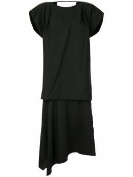 Juun.J платье с короткими рукавами JA0471W025AW20