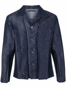 Issey Miyake Men куртка со складками ME06FC090AW20