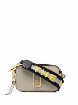The Marc Jacobs двухцветная сумка через плечо Snapshot M0014146088