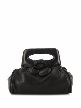 Chanel Pre-Owned сумка-тоут 2002-го года Camellia 341881
