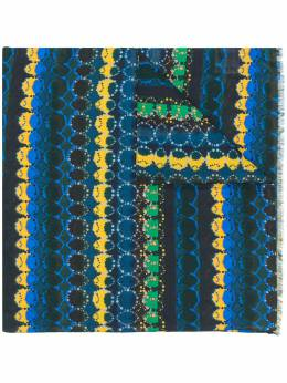 Paul Smith шарф с геометричным узором M1A367FES28