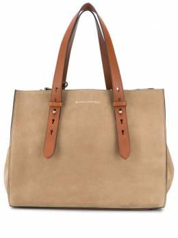 Brunello Cucinelli сумка-тоут с логотипом MBUKD2176C7886