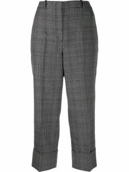 Michael Kors Collection брюки в клетку 210AKN503