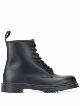 Dr. Martens ботинки на шнуровке 14353001SMBLACK