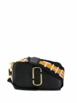 The Marc Jacobs двухцветная сумка через плечо Snapshot M0014146