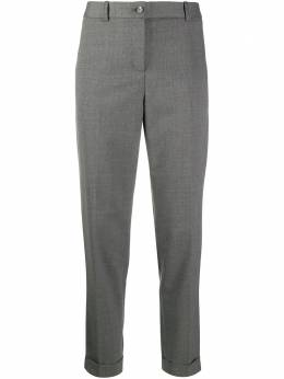 Fabiana Filippi прямые брюки строгого кроя PAD220W3630000V385