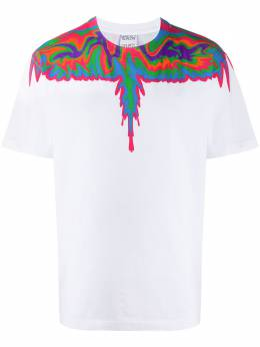 Marcelo Burlon County Of Milan футболка с принтом CMAA018F20JER0020184
