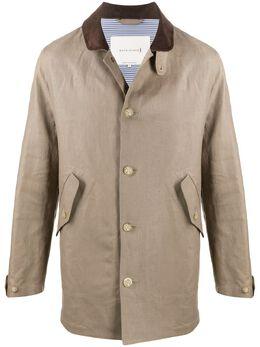 Mackintosh куртка Bloomsburry на пуговицах MO5371