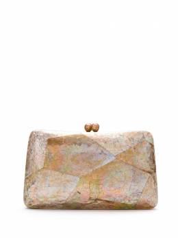 Serpui фактурный клатч Charlotte 7408CHARLOTTE