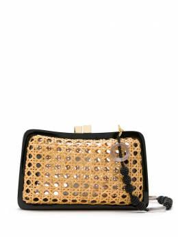 Serpui плетенный клатч 9988CHARLOTTE