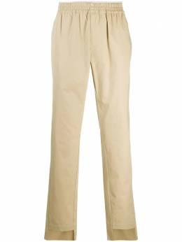 Maison Flaneur брюки с эластичным поясом 20SMUPA380TC127