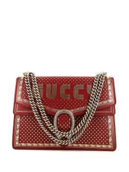 Gucci Pre-Owned большая сумка на плечо Dionysus 361950