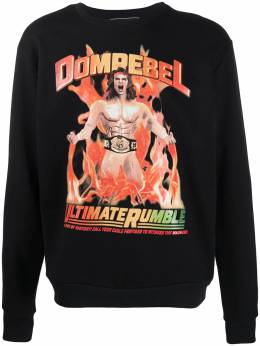 Domrebel толстовка Ultimate Rumble WRESTLERSWEAT