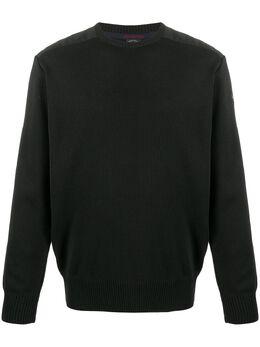 Paul & Shark свитер с вышитым логотипом C0P1026