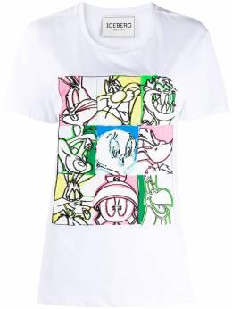 Iceberg футболка с принтом Looney Tunes I2PF0936301