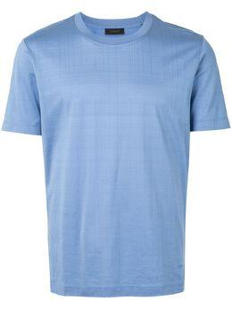 D'Urban полосатая футболка с круглым вырезом D3370TI03037