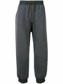 Kolor спортивные брюки в стиле колор-блок 20WCMP17201