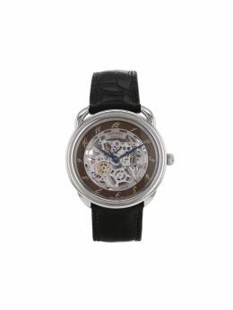 Hermes наручные часы Arceau pre-owned 2010-го года 357461