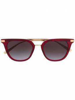 Dolce&Gabbana Eyewear солнцезащитные очки-авиаторы DG 4363 с градиентными линзами DG436330918G
