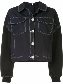 Portspure куртка с контрастной строчкой RL7J028KWD056NAVYMIX