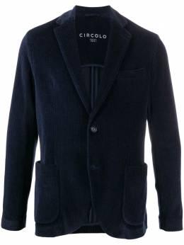 Circolo 1901 вельветовый пиджак CN2769