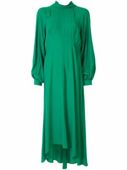 Ginger & Smart платье с разрезом W20551