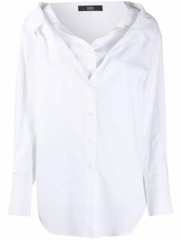 Steffen Schraut двухслойная рубашка 20068314