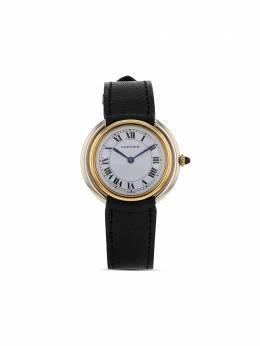 Cartier наручные часы Ellipse 33 мм 1970-х годов pre-owned 319091