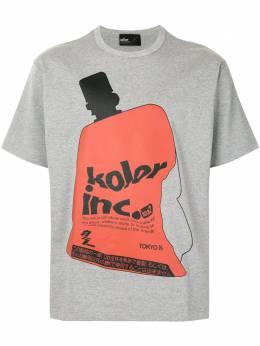 Kolor футболка с логотипом 20WCMT04203