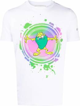 Iceberg футболка узкого кроя с принтом I1PF0166309