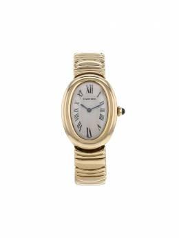 Cartier наручные часы Baignoire pre-owned 23 мм 1990-х годов 350691