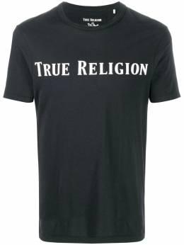True Religion футболка с логотипом 101627