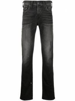 True Religion джинсы кроя слим с эффектом потертости MJ60NYM4