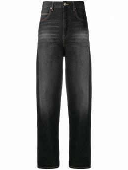 Isabel Marant Etoile зауженные джинсы с завышенной талией PA136020A034E