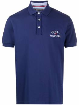 Tommy Hilfiger рубашка поло с вышитым логотипом MW0MW13538
