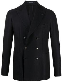 Tagliatore двубортная куртка 34UIG309GBARRET2GK