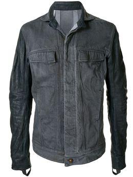 Boris Bidjan Saberi куртка узкого кроя TEJANA1F1913FMM20020