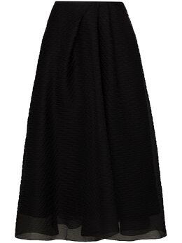 Roland Mouret многослойная юбка миди Mulligan PW20S0378F0428