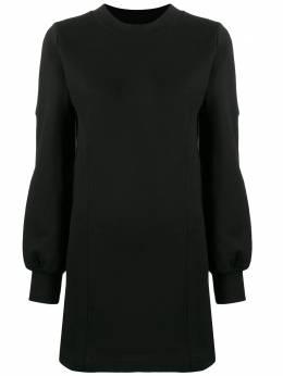Diesel платье-джемпер с вырезами A007500NAZQ