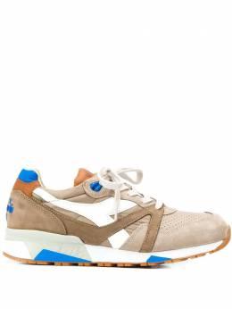 Diadora кроссовки с контрастными вставками 172782N9000HITA