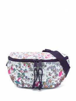 Eastpak поясная сумка Liberty с цветочным принтом EK074