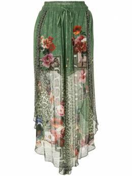 Camilla многослойная юбка 00004375